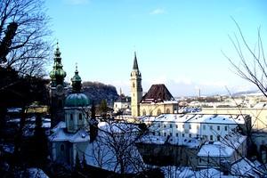 Salzburg v adventu